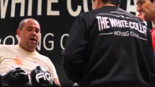 Reto AStv: The White Collar Boxing Club: el combate está más cerca