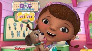 Disney Doc McStuffins Pet Vet - Best App For Kids - iPhone/iPad/iPod Touch