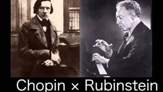 Arthur Rubinstein: Chopin Fantaisie Impromptu in C sharp Minor,Op.66 Posth