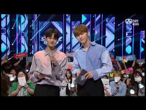 180607 M!Countdown 1st place nominees - BTS (방탄소년단) vs BOL4 (볼빨간사춘기)
