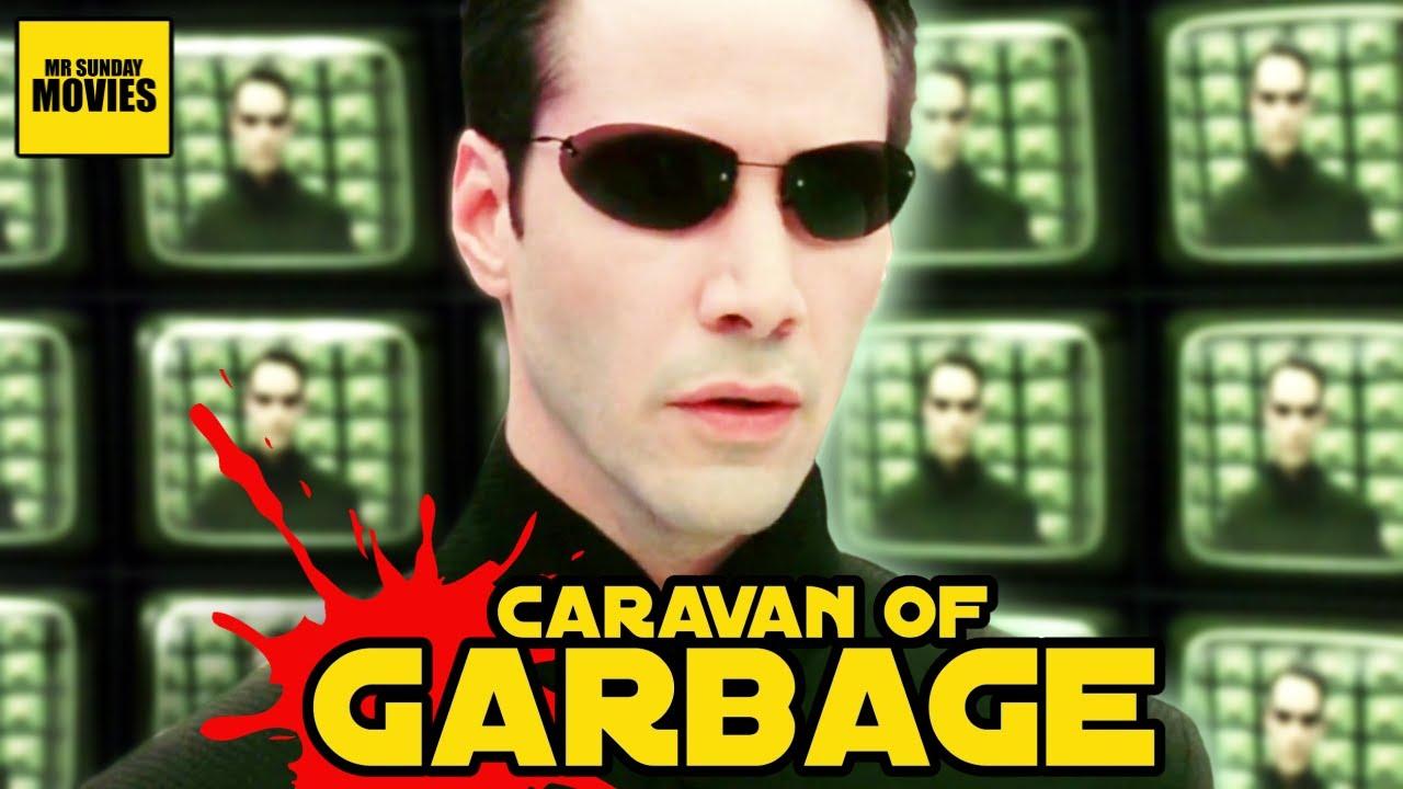 Download The Matrix Reloaded - Caravan Of Garbage