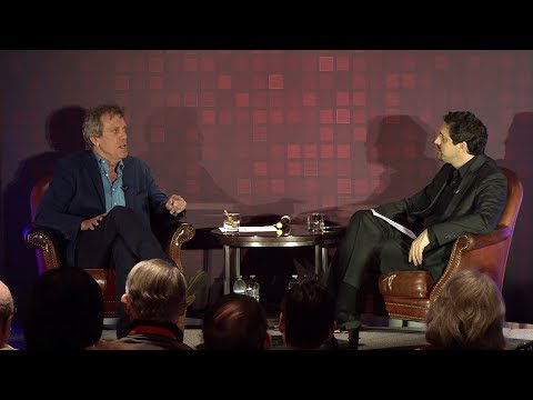 Hugh Laurie - Keynote Conversation with David Silverman