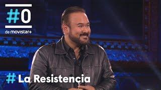 LA RESISTENCIA - Entrevista a Javier Camarena | #LaResistencia 09.12.2019