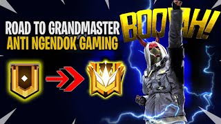 ROAD TO GRANDMASTER SEASON 18 BUDI01 GAMING SOLO BARBAR!!!