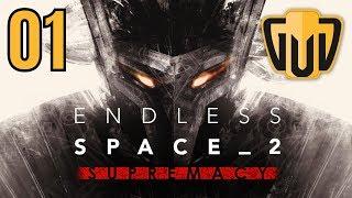 Endless Space 2 Supremacy | 01 | Hissho, aka Samurai Space Chickens