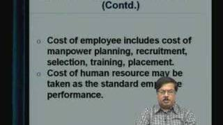 Lecture - 23 Performance Appraisal - II