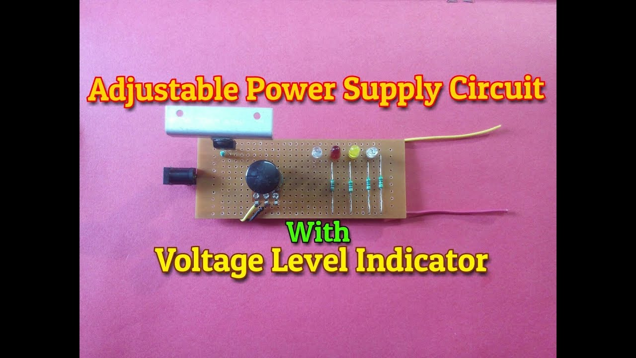 Out Voltages In A Basic Series Circuit The Picattached Showsthe