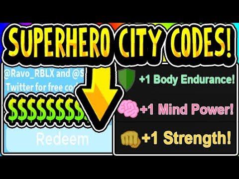 All 15 Secret Superhero City City Update Codes 2019 Superhero