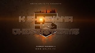 DNA & K SHINE VS CHESS & STEAMS SMACK/ URL