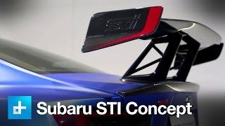 Subaru STI Concept