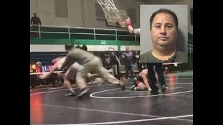 NC father arrested, charged after tackling student-athlete at wrestling tournament