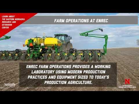 Part 7 -Take a video tour of the University of Nebraska Eastern Nebraska Research & Extension Center