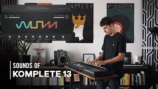 Tonnerre explores the Play Series | Sounds of Komplete 13 | Native Instruments