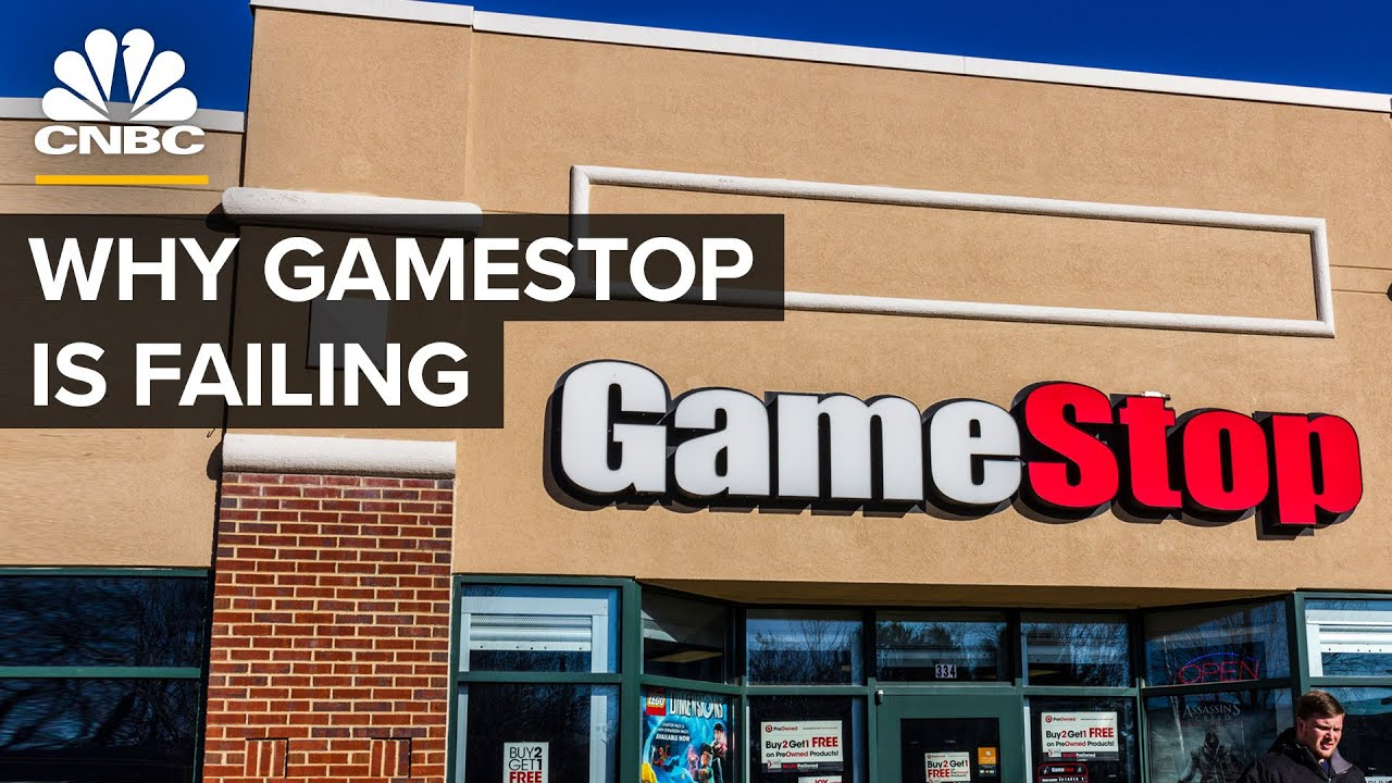 The Quick Rise and Fall of GameStop