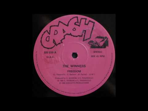 "The Winners – Freedom (12"" Version) 1986"