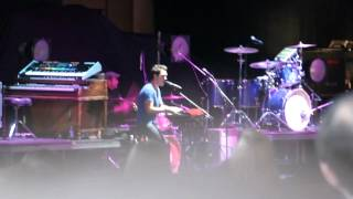 Andy Grammer 'Keep Your Head Up' Chicago August 11, 2012