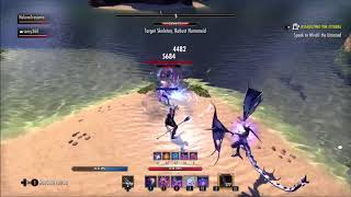 42.3k MagSorc Test (HOTR) - Elder Scrolls Online - (ESO)