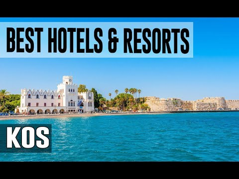 Best Hotels And Resorts In Kos, Greece