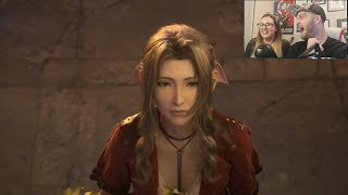 [Couples Reaction] FINAL FANTASY VII REMAKE - Opening Movie