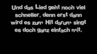 Spongebob - Lagerfeuerlied Lied [Lyrics]
