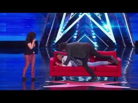 America's Got Talent 2015 Season 10 - Auditions - Samantha Hess