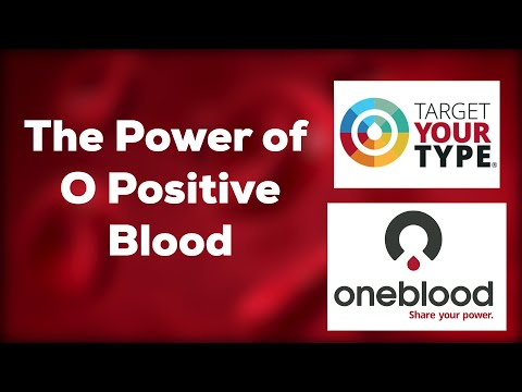Discover The Power Of O Positive Blood