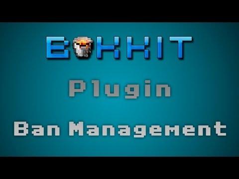 Minecraft - Plugin Ban Management [ Tutorial en Español ] Baneados en tu web online