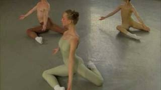 martha graham technique floorwork by phyllis gutelius dvd1