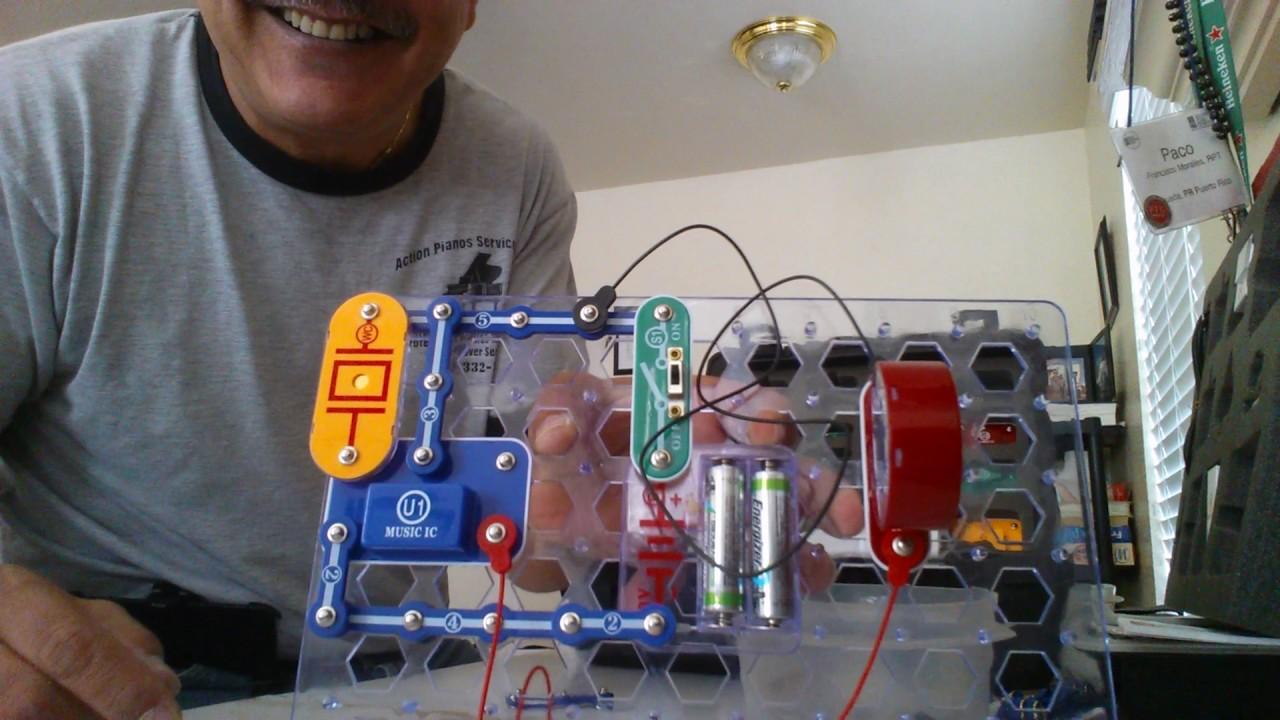 Snap Circuits Training Program Sc750r