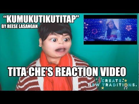 """Kumukutikutitap"" By Reese Lasangan  Tita Che&39;s Reaction  CreateNewTraditions"