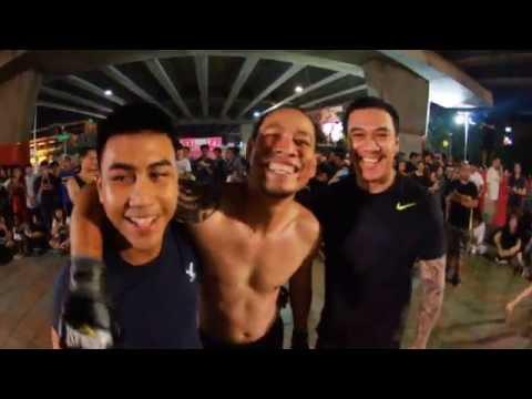 Fight Club Thailand. มด x กัส 78