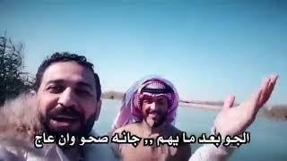 اجمل ابوذيات الشاعر احمد الدليمي وعلي المنصوري في الانبار