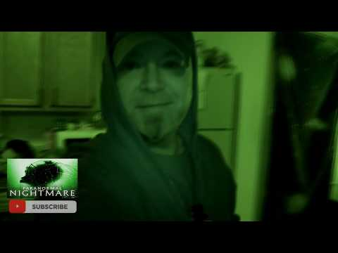 Paranormal Nightmare...  Behind The Scene  Kevin Keith