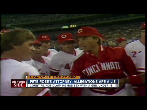 Unpacking the Pete Rose rape allegations