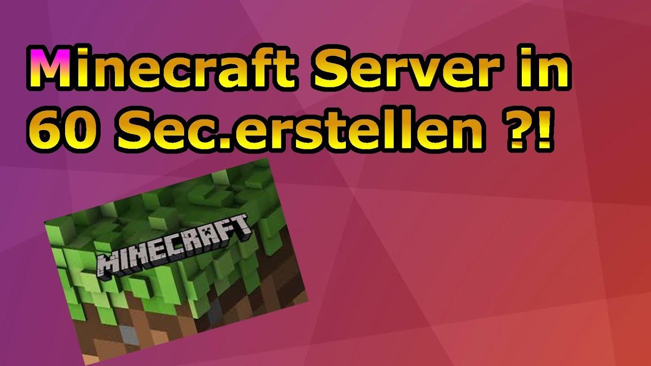Minecraft Server Erstellen Ohne Hamachi In Sekunden - Minecraft server erstellen 1 8 kostenlos ohne hamachi