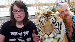 I Watched Tiger King And I Wish I Hadn't