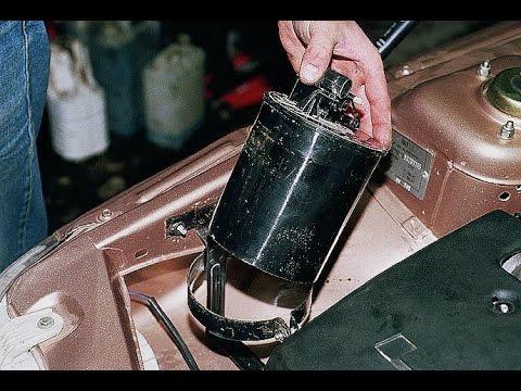 Ремонт печки на ваз 2107