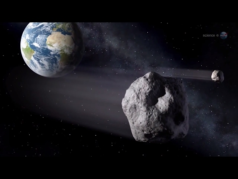 Record Setting Asteroid Flyby - Near-Earth Asteroid 367943 Duende - Science at NASA