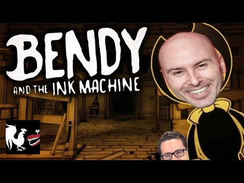 Bendy and the Ink Machine with David Eddings | Rooster Teeth