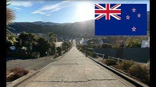 Новая Зеландия. Веллингтон, Данидин, Окленд, Крайстчерч. Тур по 4 городам. New Zealand tour.