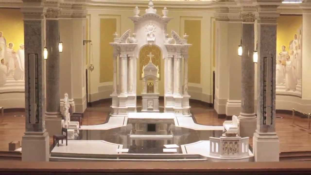 cathedral immaculate conception wichita kansas