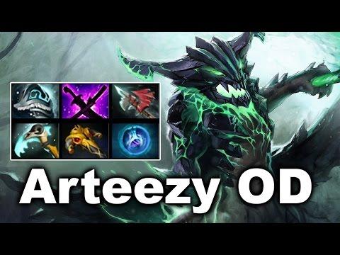 Arteezy OD - Dota 2