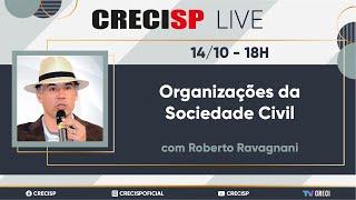 Organizações da Sociedade Civil - Roberto Ravagnani