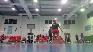Ryan/Sab VS Nuru/Germain