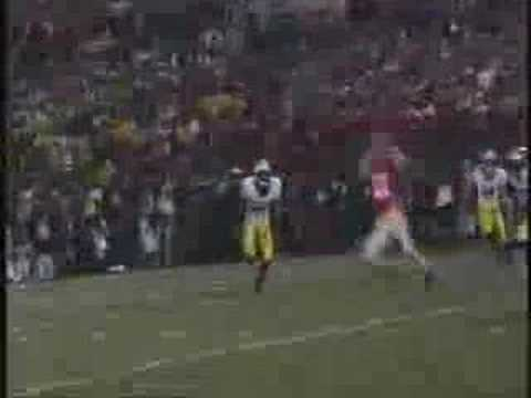 Troy Smith vs michigan 2006