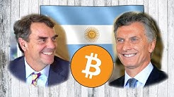 Make BITCOIN NATIONAL CURRENCY of ARGENTINA! Tim Draper advises PRESIDENT