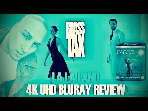 La La Land 4K UHD Bluray Review @BrassTax