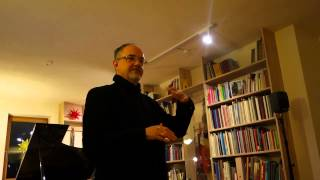 Karlheinz Essl über seine Tonbandkomposition Orgue de Cologne