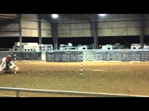 Starks High School Jr. High Rodeo at Cal-Cam Arena 1st place