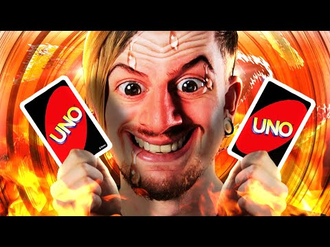 HOW TO ANNOY YOUR FRIENDS IN UNO. (Tears of laughter in this ep!!)